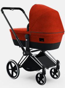 Recension av Cybex priam duovagn