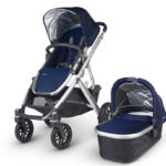 Recension av UPPAbaby Vista Dubbelvagn