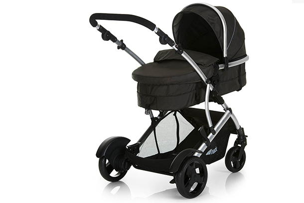 hauck duett enkel barnvagn