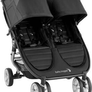 Baby Jogger City Mini 2 Syskonvagn, Jet