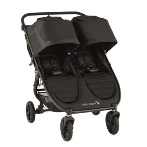 Baby Jogger City Mini GT 2 Double Syskonvagn (Jet)
