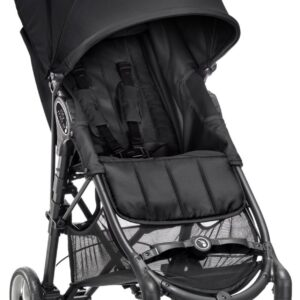Baby Jogger City Mini Zip Sulky, Black