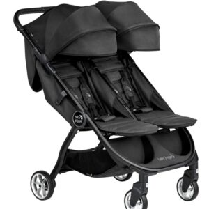 Baby Jogger City Tour 2 Double Syskonvagn (Jet)