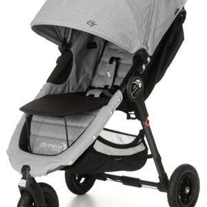 Baby Jogger Fotstöd Universal, All Black