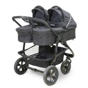 Babytrold liggdel syskonvagn
