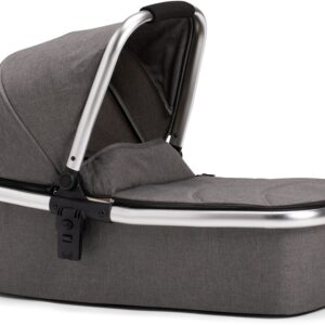 Beemoo Twin Travel+ 2019 Liggdel, Dark Grey Melange
