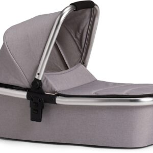 Beemoo Twin Travel+ 2019 Liggdel, Light Grey Melange