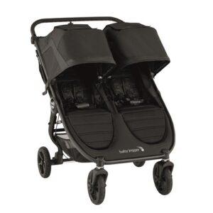 Baby Jogger City Mini GT 2 Double Syskonvagn (Jet)