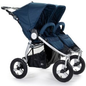 Bumbleride Indie Twin Syskonvagn, Maritime Blue