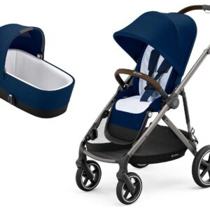 Cybex Gazelle S Duovagn, Taupe/ Navy Blue